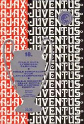 Affiche Ajax - Juventus