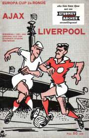 Affiche Ajax - Liverpool
